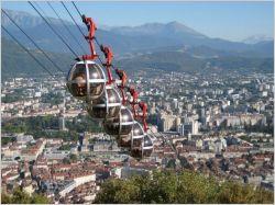Les projets de téléphérique urbain mûrissent à grands pas