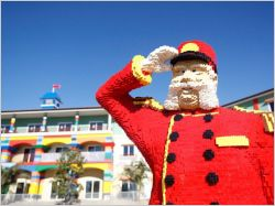 Trois millions de briques LEGO pour décorer un hôtel