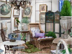 Les Puces retracent l'histoire du mobilier outdoor