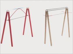 Le tréteau, cet objet invisible, utile et... design