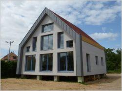 Une maison passive qui vise l'excellence thermique