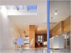 Un puits de lumière dans la maison