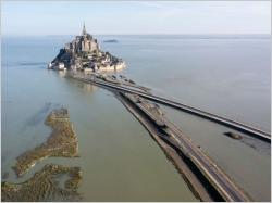 Mont Saint-Michel : l'archange se refait une beauté