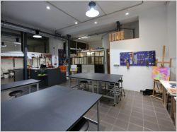 Un atelier urbain pour amateurs de bricolage et de loisirs créatifs