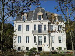 Ravalement de façade : rénovation d'un château du XIXème siècle