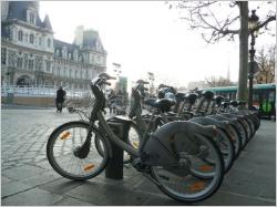 """Un """"plan vélo 2015-2020"""" pour Paris"""