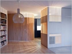 Quand le bois aide à structurer et optimiser l'espace