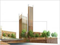 La plus grande tour en bois au monde sera-t-elle construite à Paris ?