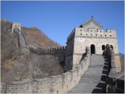 La Grande Muraille de Chine grignotée par les habitants