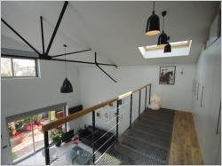 Un vide sur séjour pour plus de lumière dans la maison