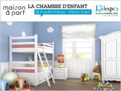 Aménager une chambre d'enfant : participez à notre enquête et tentez de gagner des places pour ...