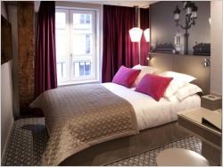 Hôtel La Lanterne Paris : dix bonnes idées déco à copier