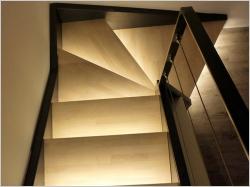 Avant/après : Un rez-de-chaussée redessiné grâce à un escalier