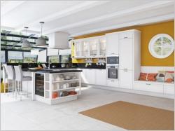 Aménagement intérieur : les Français en ont marre de leur cuisine mais la gardent !
