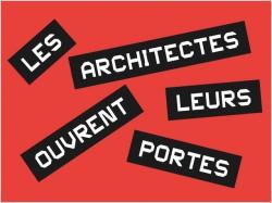 Les architectes ouvrent leurs portes au grand public