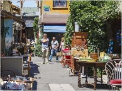 Marché aux Puces : Paul Bert Serpette fête ses 70 ans au service des antiquités