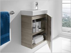 Petits espaces : dix meubles sous vasque pour une petite salle de bains