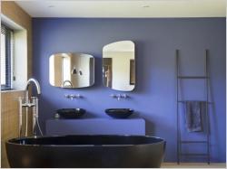 Du bois dans la salle de bains : dix déco réussies