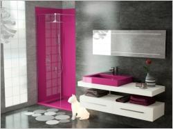 Salle de bains : osez la couleur !