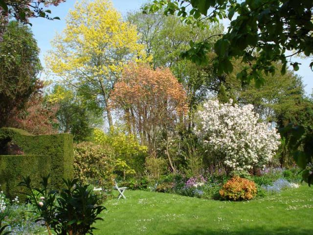 Les plus beaux jardins d 39 agr ment r compens s for Amenager son jardin d agrement
