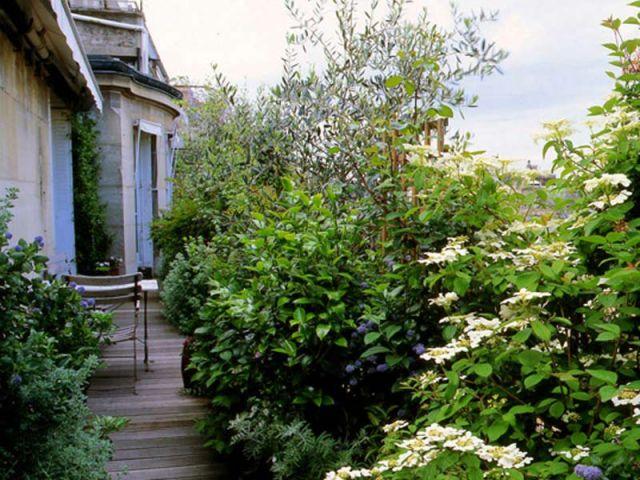 Am nager un jardin sur son balcon - Faire un jardin sur son balcon ...