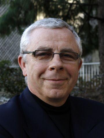 Bernard Laurent,président du CFA de Couverture Plomberie d'Alfortville (94).