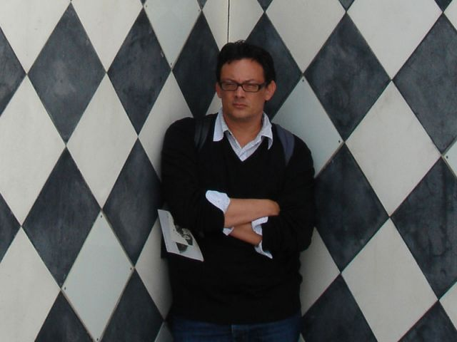 Giancarlo Mazzanti, Bogota, Colombie