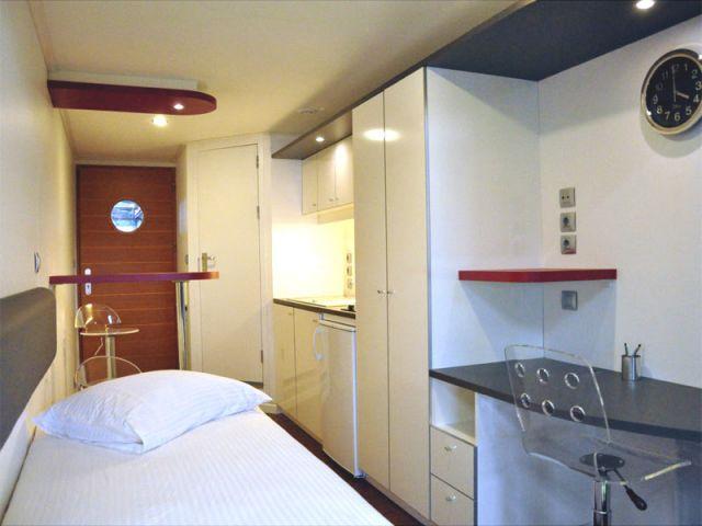 des cabines de bateaux aux habitats modulaires