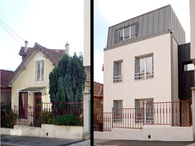 Agrandir sa maison les diff rents types d 39 extension - Idee pour agrandir sa maison ...