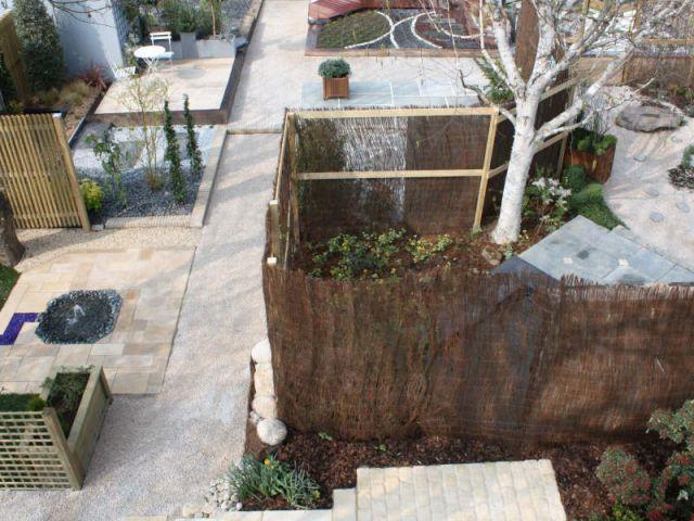 800 m2 d 39 id es pour am nager son jardin - Deco jardin terrasse pas cher nimes ...