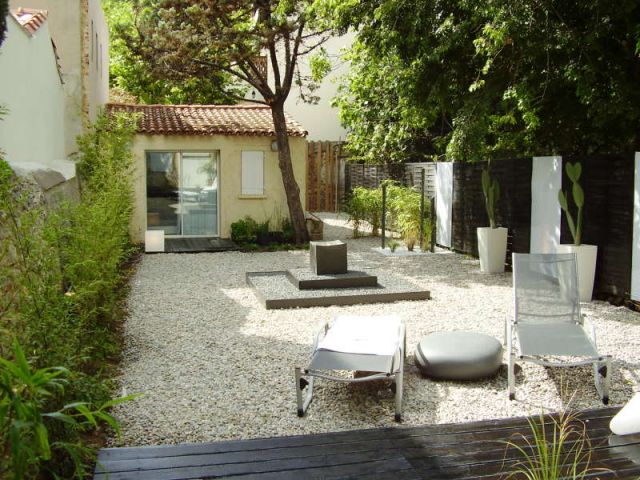 Deco jardin zen exterieur maison design for Decoration zen exterieur