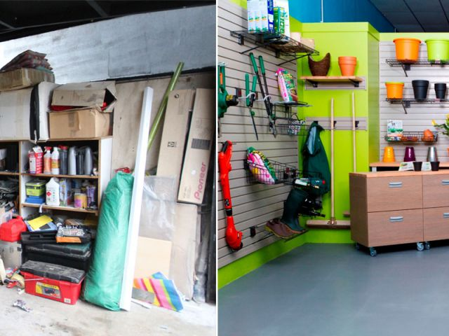 am nager son garage conseils et astuces. Black Bedroom Furniture Sets. Home Design Ideas