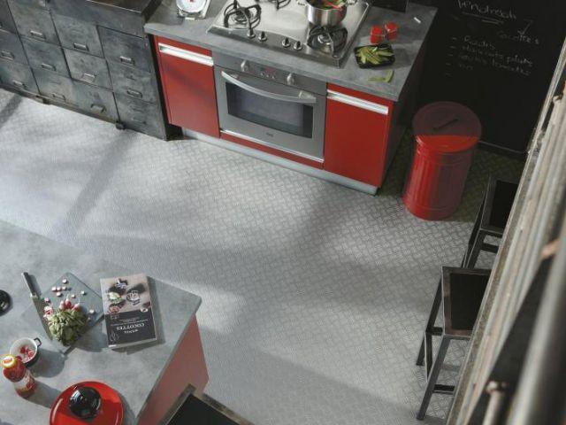 Quel sol pour ma cuisine - Sol vinyle pour cuisine ...