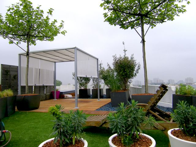 am nager sa terrasse avec des plantes td84 jornalagora. Black Bedroom Furniture Sets. Home Design Ideas
