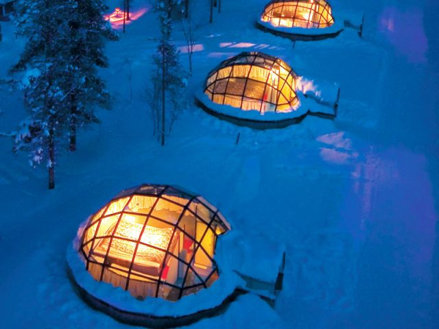une nuit dans un igloo. Black Bedroom Furniture Sets. Home Design Ideas