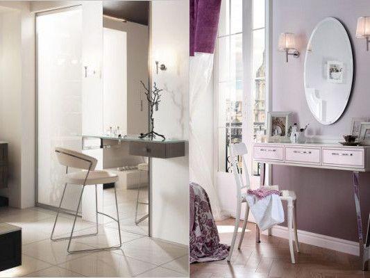 10 coiffeuses 10 ambiances. Black Bedroom Furniture Sets. Home Design Ideas