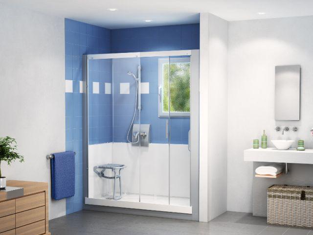 Tout savoir pour remplacer sa baignoire par une douche - Maisonapart