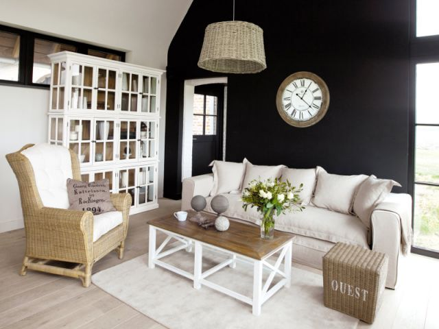 douze ambiances pour introduire le rotin dans sa d co. Black Bedroom Furniture Sets. Home Design Ideas