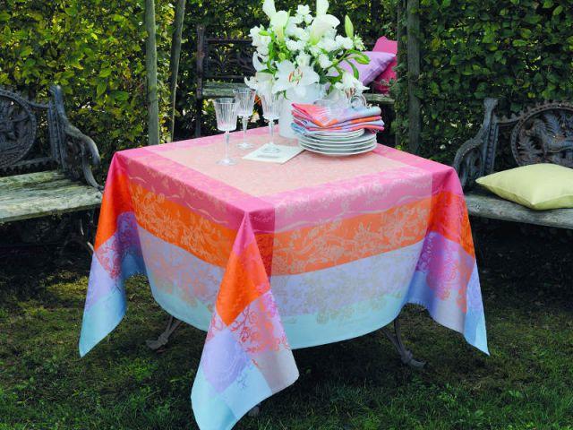 10 nappes pour une jolie table d\'été