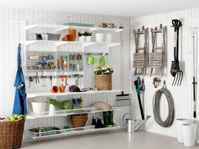 Solutions pratiques pour gagner de la place dans son garage - Amenager son garage en studio ...