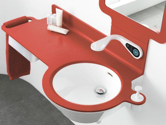 Des Accessoires Pour Une Salle De Bains High Tech - Salle de bain high tech