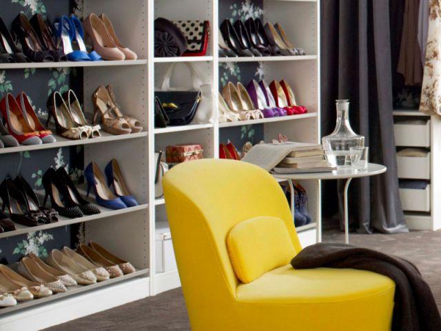 Casier A Chaussure Ikea. Cool Un Meuble Chaussures Basique Devient