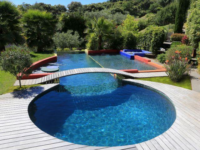 Les plus belles piscines de l 39 ann e 1 2 - Les plus belles piscines ...