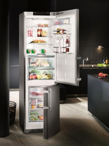 Réfrigérateur congélateur BioFresh BluPerformance