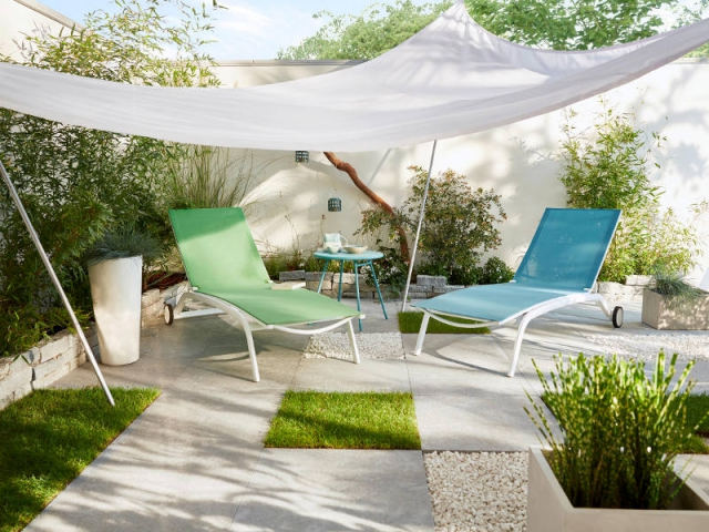 choisir sa terrasse avantages et inconv nients des. Black Bedroom Furniture Sets. Home Design Ideas
