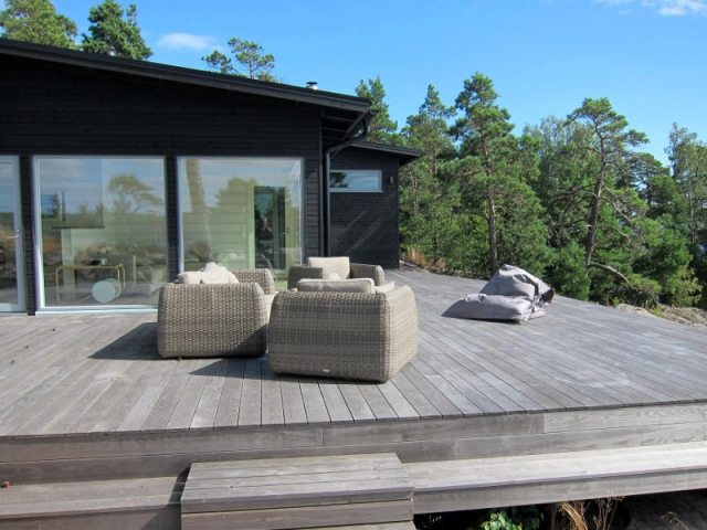 choisir sa terrasse avantages et inconv nients des diff rents mat riaux. Black Bedroom Furniture Sets. Home Design Ideas