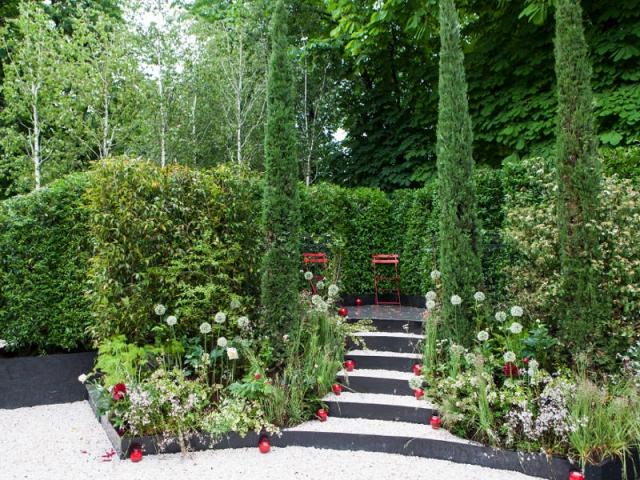 Jardins jardin 2016 les plus belles r alisations for Jardin d aywiers 2016