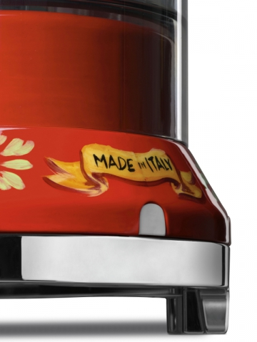 "SMEG et le ""Made in Italy"""