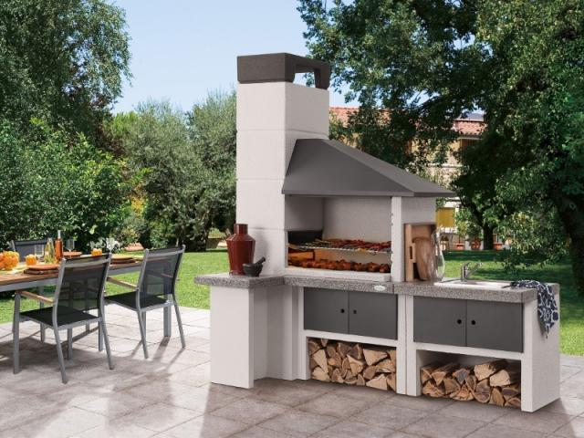 Barbecue XXL pour les grandes familles