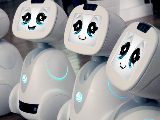 Les robots humanoïdes se font une place dans la maison